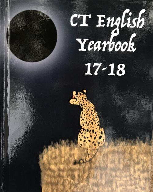 Yearbook Cover 2017-18